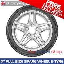 Aluminium Borbet Wheels with Tyres