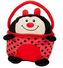 Ladybird Lunch bag Kids Insulated Cooler Childrens Cool School Packed Picnic