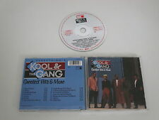 KOOL & THE GANG/EVERYTHING'S KOOL & THE GANG: GREATEST HITS & MORE(834 914-2) CD