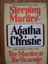 Sleeping Murder Agatha Christie The Murder at The Vicarage