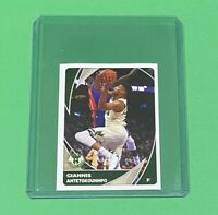 2020-21 Panini NBA Sticker Card Giannis Antetokounmpo Milwaukee Bucks #226 🔥