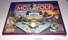 Monopoly Yorkshire Edition Board Game - Brand New Sealed Rare