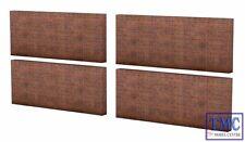 44-565 Scenecraft OO/HO Gauge 6ft Victorian Wall Sections