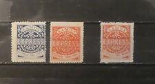 TIMBRES SAMOA: * Premières émissions 1877 Y/T 1 et 2 (A220)
