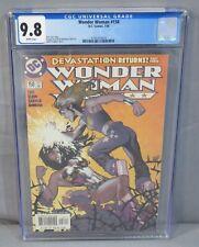 WONDER WOMAN #158 (Adam Hughes cover) CGC 9.8 NM/MT DC Comics 2000