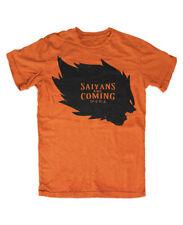 Kurzarm Herren-T-Shirts aus Baumwolle mit Dragonball