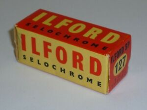 Vintage Ilford SP (127) 903 Roll Film - Unused in Box 1964