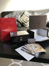 Brand New Patek Philippe Watch Box And Accessories