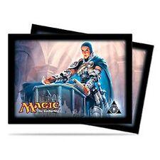 80 DECK PROTECTOR SLEEVES Azorius Lavinia MTG MAGIC Dragon's Maze Ultra Pro