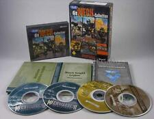 Mechwarrior 4  IV & Black Knight & Mech Commander 2 = Mech Collection PC Deutsch