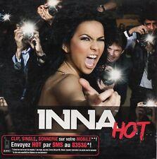 ★☆★ CD SINGLE INNA Hot 5-track CARD SLEEVE  + VERY RARE +  ★☆★
