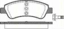 Peugeot 206 sw 1.4 plaquettes frein avant disques arrière 247mm chaussures 203mm 75 05//02 oem