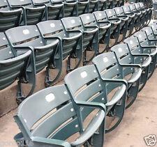 Texas Rangers Globe Life Park Stadium seat Iron Floor Brackets Mounts Astrodome