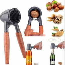 Kitchen Tools Nut Cracker Nut Tool Metal Opener Sheller Walnut Pliers