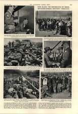 1952 Koje Island Restoration Of Order Communist Prisoners