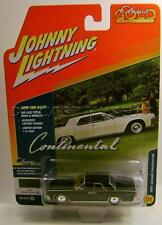 1961 '61 LINCOLN CONTINENTAL GREEN JOHNNY LIGHTNING CLASSIC GOLD 2017