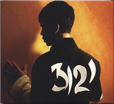 PRINCE - 3121 - CD DIGIPACK  2006 NEAR MINT CONDITION