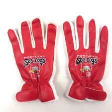 Portland Sea Dogs MiLB Red Sox Minor League youth batting gloves SEE PHOTOS