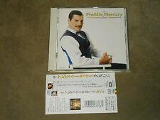 The Freddie Mercury Album Japan CD