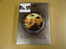 6-DISC DVD BOX / STARGATE SG-1 - SEASON 6