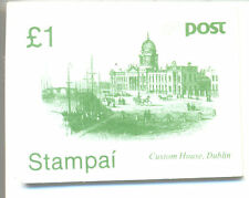 Ireland-Custom House SB 27 booklet mnh