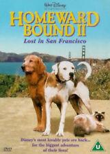 Homeward Bound 2 Lost in San Francisco Walt Disney Incredible Journey UK DVD