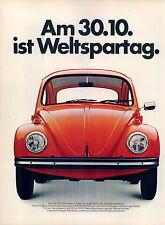 Vw-Käfer-1200-1973-Reklame-Werbung-genuineAdvertising - nl-Versandhandel