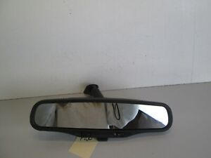 00-08 FORD F-150 REAR VIEW MIRROR WINDSHIELD MANUAL DIMMING MAP READ LIGHTS OEM