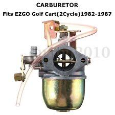 Carburetor For 1982-1987 EZGO Golf Cart 2 Cycle Marathon Golf Car Carb 1983