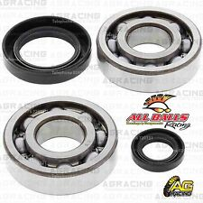 All Balls Crank Shaft Mains Bearings & Seals Kit For Honda CR 250R 1987 MotoX