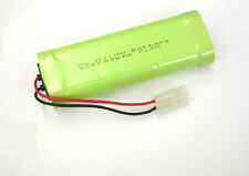 7.2V Ni-MH 2500mAh 6-Cell Battery Pack with Tamiya for RC Boat Car Truck Tank