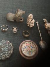More details for antique colllection of loft finds job lot metal detecting