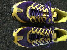 LSU Tigers custom tennis shoes size 9
