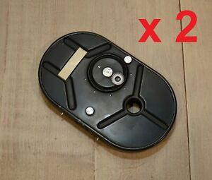 2 x CASSETTE MAGAZINE SPOOL 30ft for KRASNOGORSK-1,2 16mm movie film  camera