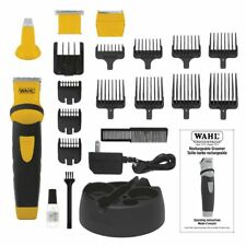 Wahl Rechargeable MULTI-GROOMER PRO Beard Trimmer, 21-Pieces 3298