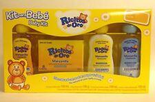 Ricitos De Oro Shampoo+Crema+Colonia+Jab on Bebe Manzanilla / Baby Set Chamomile