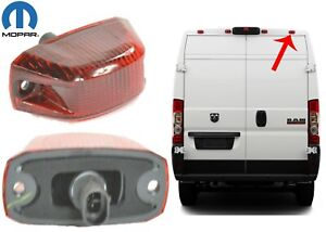 OEM Mopar Rear Roof Mounted Cab Light Lamp For 2014-2020 Ram Promaster New USA