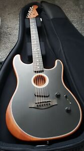 Fender Acoustasonic Stratocaster Mint Unplayed