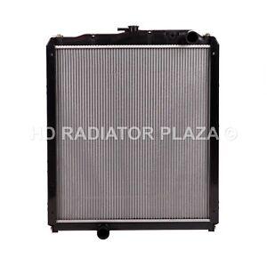 "Radiator For Mitsubishi Fuso FK FN Model 26 7/16"" x 23 9/16"" ME406849 ME418736"""