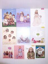 Annette Himstedt Doll Puppen Kinder Catalogs 10 Club Catalogs