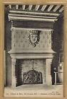 Cpa château de Blois aile de Louis XII - cheminée à l'écu de France bes043