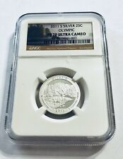 2011 S Silver 25C OLYMPIC 25 Cents Quarter NGC PF70 ULTRA CAMEO Ships Fast
