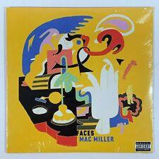 "Mac Miller Faces 2LP Vinyl Limited Black 12"" Record"