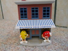 M&M's Walgreens Drug Company Store Candy Dispenser Collectible