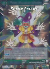 Dragon Ball Super Card Game ! Rosie, Escadron Maiden TB1-059 VF/FOIL 'UC'