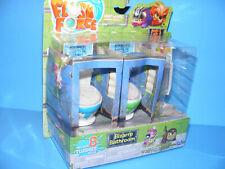 New! Flush Force Series 1 Bizarre Bathroom Set of 8 Flushies