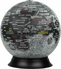 """Replogle National Geographic 12"""" Moon Globe Light w/ Stand NEW *FAST SHIP*"""