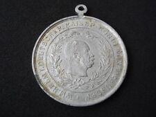 Germany, Wilhelm I commemorative medal, 1797 - 1897, aluminum; Kaiser