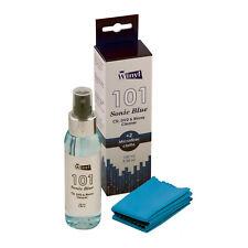 101 Sonic Blue | Blu-ray - CD - DVD Disk-Reiniger Disc-Cleaner Premium Set 100ml