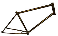Electra Ticino LUX Rahmen Kit Frameset Singlespeed Cr-Mo,  48cm, Bronze Metallic